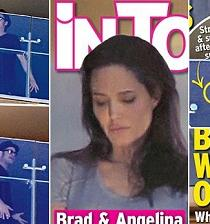 Angelina Jolie y Brad Pitt habrían discutido en el balcón de un hotel