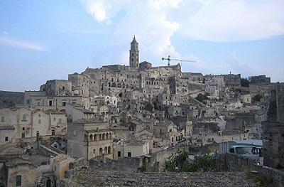 La ciudad italiana de Matera se prepara para el rodaje del nuevo 'Ben Hur'