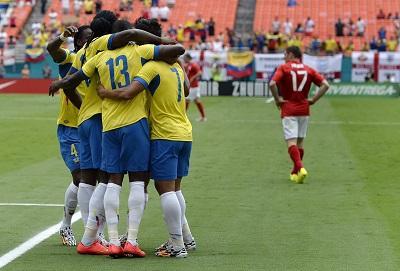 La Selección de Ecuador sigue en el puesto 27 del ranking FIFA