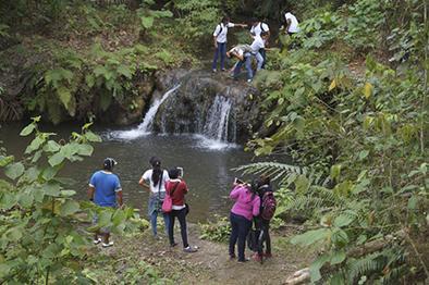 Canoa muestra sus atractivos turísticos