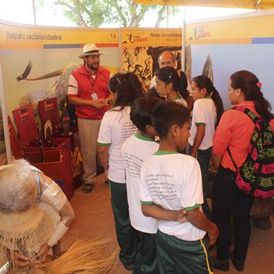 Canoa tendrá una feria de cultura y turística