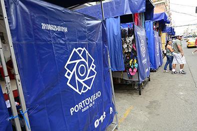 Comerciantes llegan hasta el municipio a reclamar por las carpas