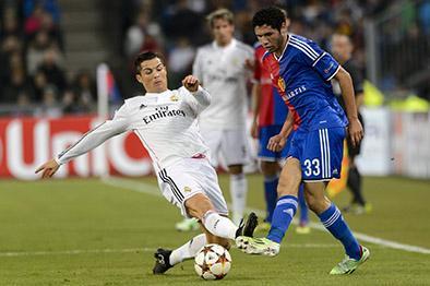 Real Madrid vence por la mínima  y suma 15 victorias consecutivas
