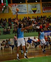 Guerreros cayó ante CKT en la semifinal del Campeonato Nacional de Baloncesto