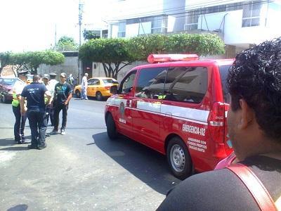 Diferentes accidentes de tránsito dejan siete heridos en Manta