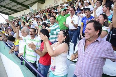 Liga de Portoviejo tendrá el apoyo de al menos 3 mil hinchas en Ibarra