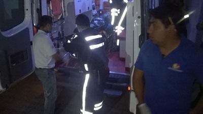 Hombre murió atropellado en la vía a Quevedo