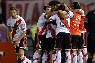 River Plate y Atlético Nacional van a la final de la Sudamericana