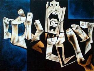 Colocarán un mural del pintor ecuatoriano Guayasamín en la sede de la Unasur