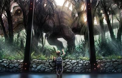 """""""Jurassic World"""", de la saga 'Jurassic Park', se estrenará en 2015"""