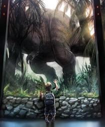 """""""Jurassic World"""", de la saga"""