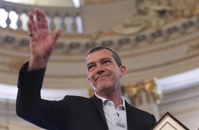 Antonio Banderas, distinguido como Huésped de Honor de Buenos Aires