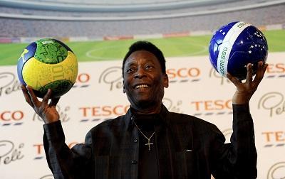 Los doctores descartan que Pelé tenga una infección generalizada