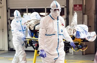 Detectan el virus del ébola en semen 3 meses después de superar los síntomas