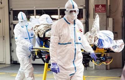 Detectan el virus del Ebola en semen 3 meses después de superar los síntomas
