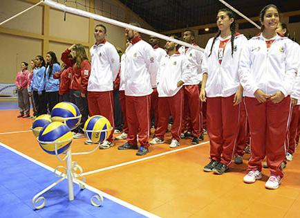 Liga Nacional de Voleibol se juega en Portoviejo
