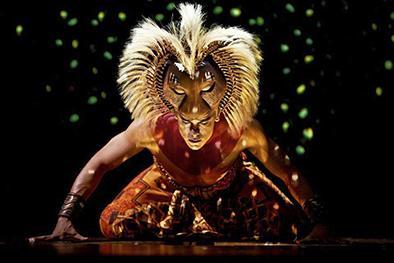 Carlos Rivera será Simba en el musical El Rey León