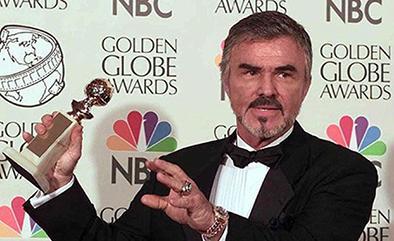 Famoso actor subasta un Globo de Oro