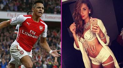 Miss Chile cuenta que no hizo caso a Alexis Sánchez
