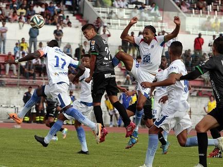 Liga de Portoviejo perdió 2-1 ante Imbabura y no logró ascender
