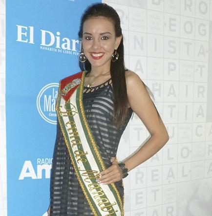 Carmen Iglesias organiza la teletón de Portoviejo