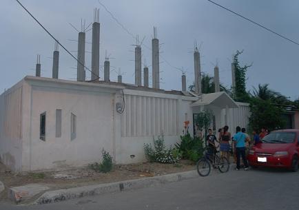 Roban en una vivienda en Jaramijó