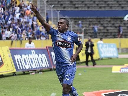 Emelec gana 1-0 a El Nacional con gol de Miler Bolaños