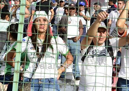 Hinchas reaccionaron en las redes sociales tras la pérdida de 'La Capira'