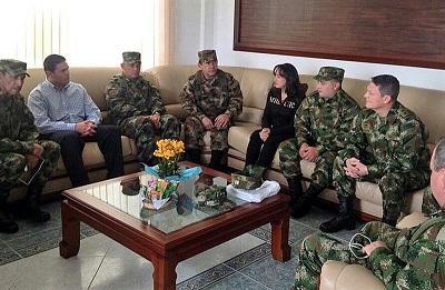 Santos confía en que el General Alzate explique públicamente su secuestro