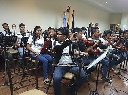 Jornada cultural por la Batalla de Balsamaragua