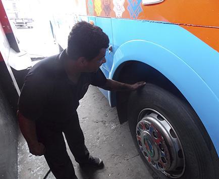Neumáticos y seguridad
