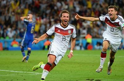 Mario Götze subastará los botines que usó en la final del Mundial