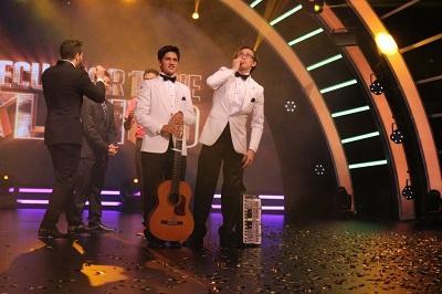 Los Hermanos Ledesma, ganadores de 'Ecuador Tiene Talento 3'