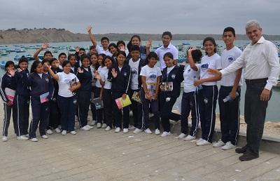 Puerto Anconcito es parte del 'Tour obras emblemáticas'