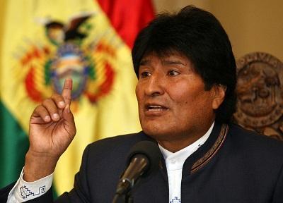 Gobierno de Bolivia procesará a una diputada que negó el saludo a Evo Morales