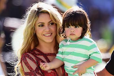 Shakira pide que medios no se enfoquen en su hijo
