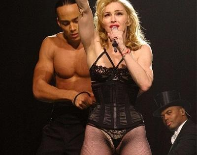 Madonna se desnuda para Interview Magazine
