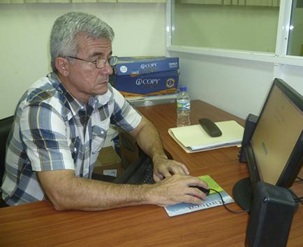 4 profesionales cubanos en Bahía