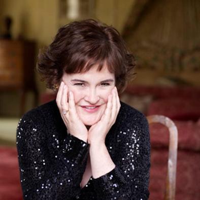 Cantante Susan Boyle consigue novio a los 53