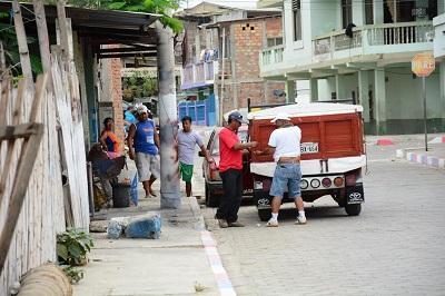 Moradores del barrio Honduras esperan que las obras lleguen