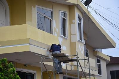 Plazo para pintar la fachada de las casas de Santo Domingo vence el sábado