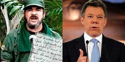 Líder de FARC asegura que Santos buscó seguir negociando durante secuestros