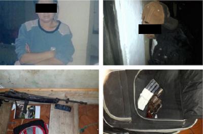 Operativo 'Eslabón V' deja 34 detenidos en 6 provincias