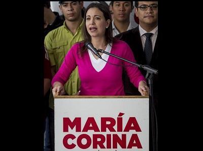 Apoyo de Latinoamérica a Gobierno de Venezuela es 'doloroso', dice Machado