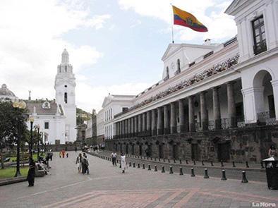 Ecuador en el puesto 110 de países corruptos