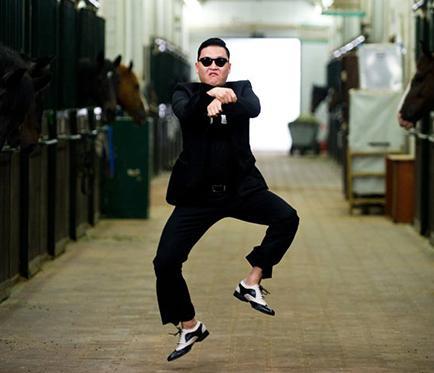 """El """"Gangnam Style"""" colapsa YouTube"""