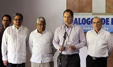 Gobierno y las FARC reanudarán el 10  sus negociaciones
