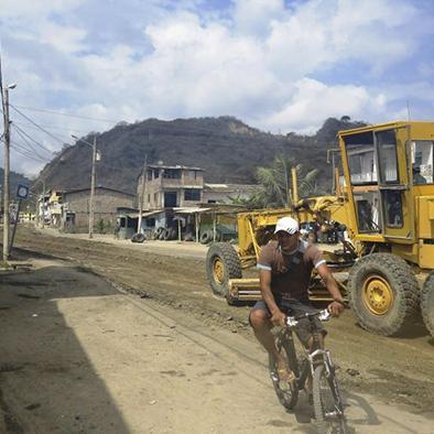 Mejoran 13,3 kilómetros de calles periféricas