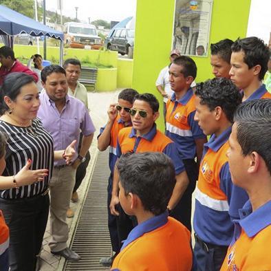 Voluntarios de protección civil se capacitan