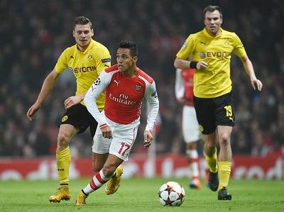 Alexis Sánchez gana el premio a Jugador del Mes del Arsenal por tercera vez